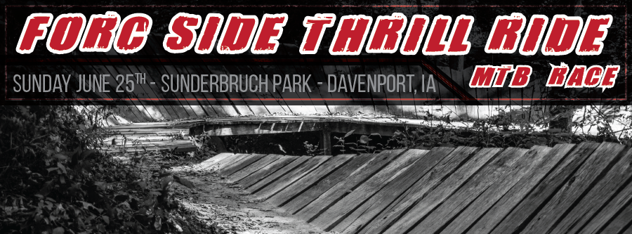 2017 FORC Side Thrill Ride Mountain Bike Race: Click for event details.